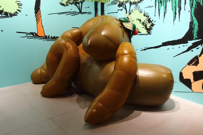 SAEBORG『LIVESTOCK』@PARCO MUSEUM TOKYO